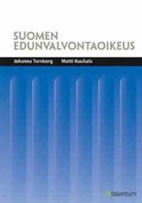 Suomen edunvalvontaoikeus