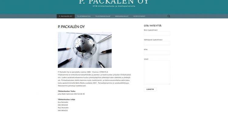 P. Packalén Oy