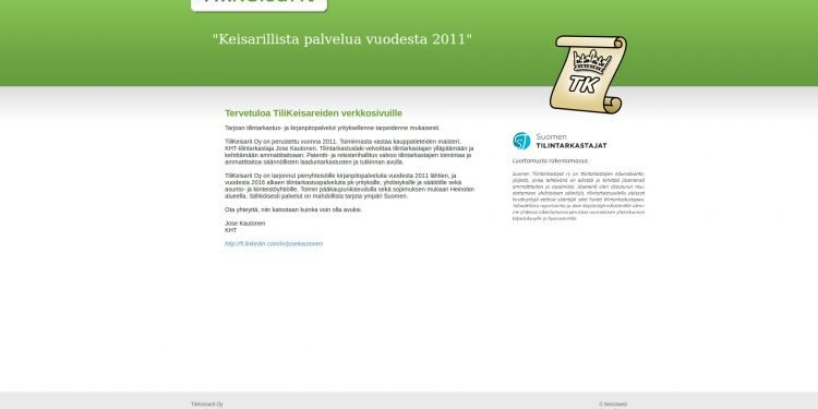 TiliKeisarit Oy