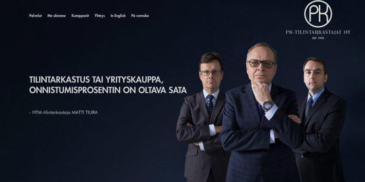 Tilintarkastustoimisto PK-Tilintarkastajat Oy
